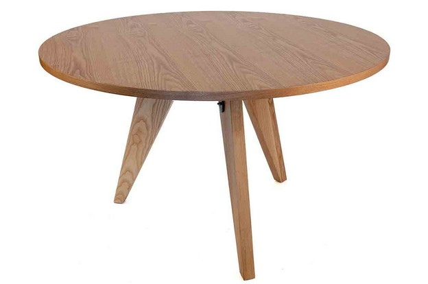 Replica Jean Prouv Dining Table Natural Keek